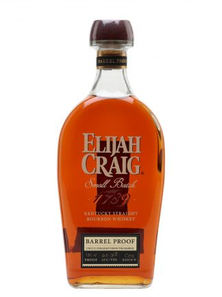 Elijah Craig Small Batch Barrel Proof C918