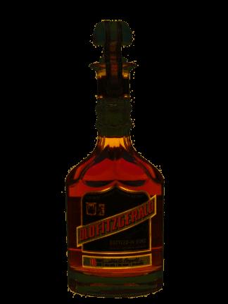 A bottle of Old Fitzgerald Bottled in Bond 15yr old Bourbon