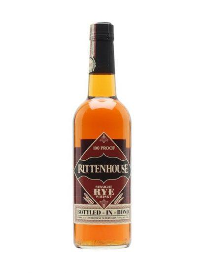 Rittenhouse Bottled in Bond Rye Whiskey
