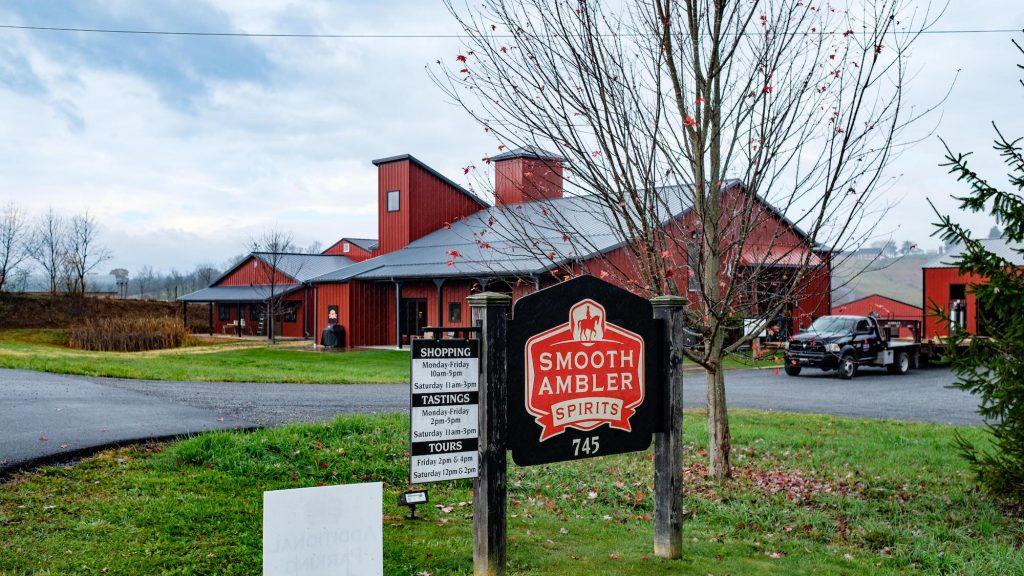 The Smooth Ambler Distillery