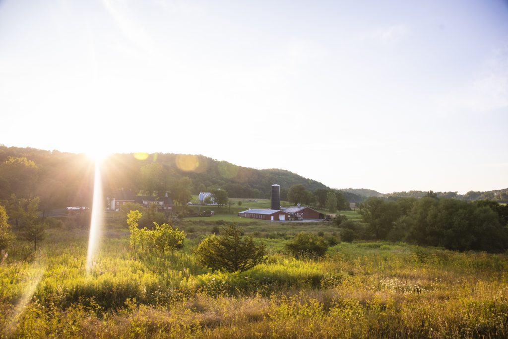 Whistlepig distillery in Vermont