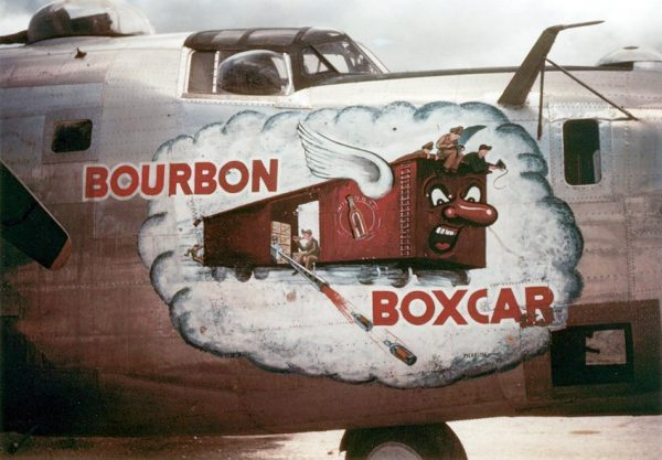 An American Bomber in 1941