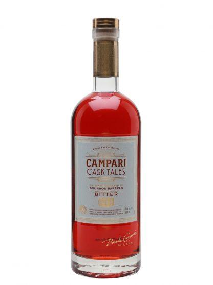 Campari Cask Tales Bourbon Barrel Bitter