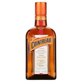 A 50cl bottle of Cointreau Orange Liqueur