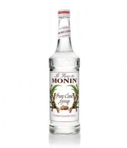 A 25cl bottle of Monin Sugar Syrup