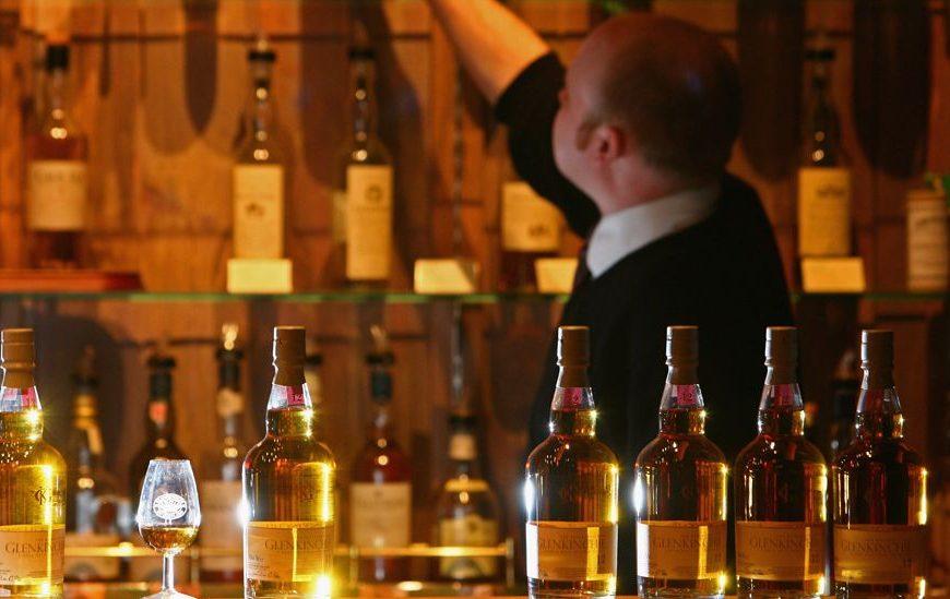 US suspends tariffs on Scotch Whisky