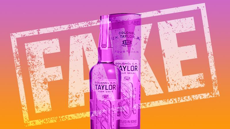 Fake Bourbon Article banner