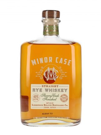 Minor Case Straight Rye